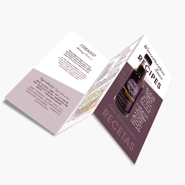 Trifold Promotional Flyer - FFN