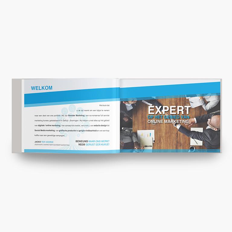 Brochure - Noorder Marketing